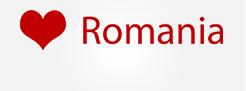 l love Romania